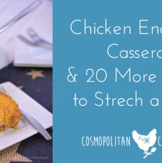 Chicken Enchilada Casserole | 20 Dollar-Stretching Recipes