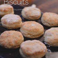 Baking Soda Biscuits