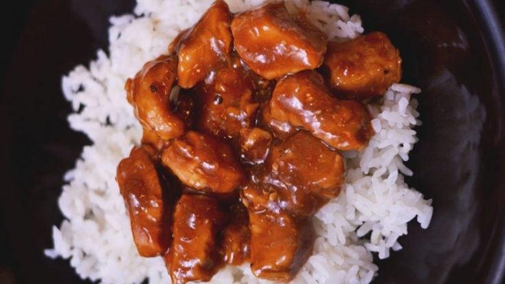 Bourbon Street Chicken