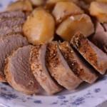 Slow Cooker Pork Tenderloin from Cosmopolitan Cornbread