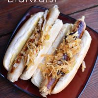 How to Pan-fry Bratwurst