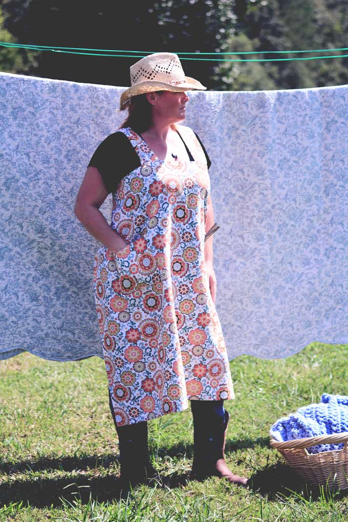 A Love Affair with Aprons | Cosmopolitan Cornbread