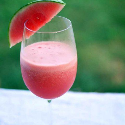 Fresh Fruit Watermelon Margarita