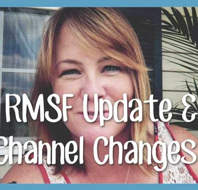 Rocky Mountain Spotted Fever Update & Channel Changes | The latest vlog from Cosmopolitan Cornbread