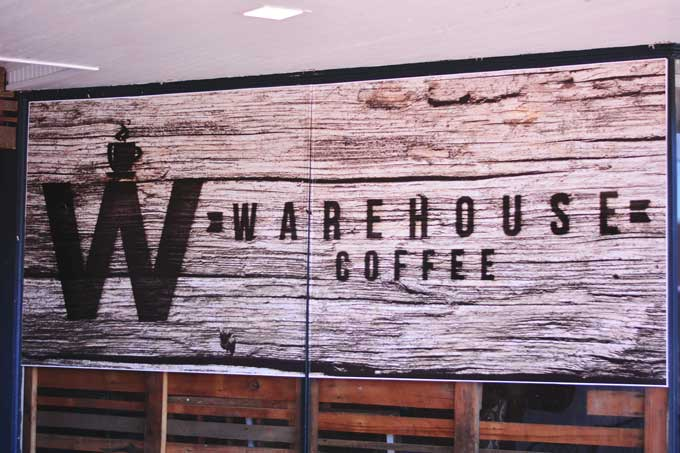 Warehouse Coffee in quaint little Hartselle, Alabama | Cosmopolitan Cornbread