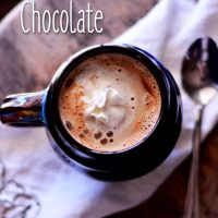 Turtle Hot Chocolate & Two More Variations to Warm Your Heart
