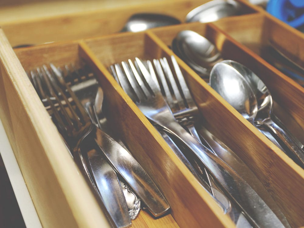 Decluttering Your Kitchen Drawers | Cosmopolitan Cornbread