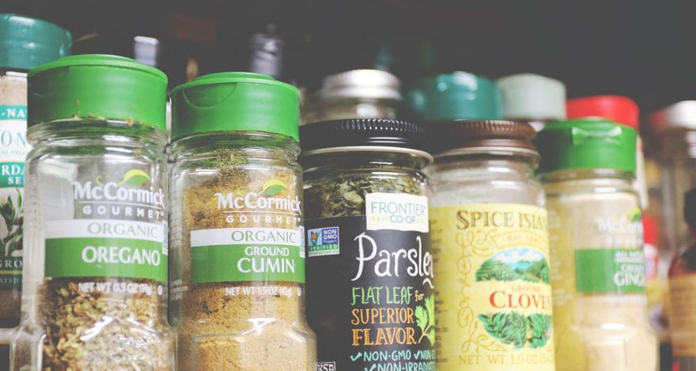 All About Spices - Storage and Organization from Cosmopolitan Cornbread