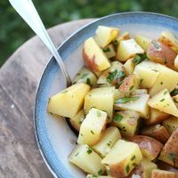 Herbed Lemon Potato Salad