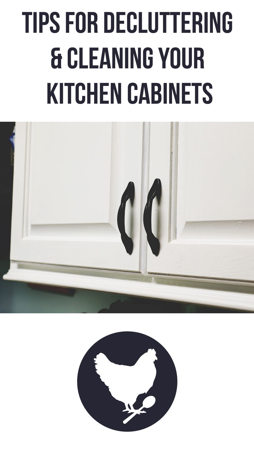 Tips for Decluttering & Cleaning Your Kitchen Cabinets | Cosmopolitan Cornbread