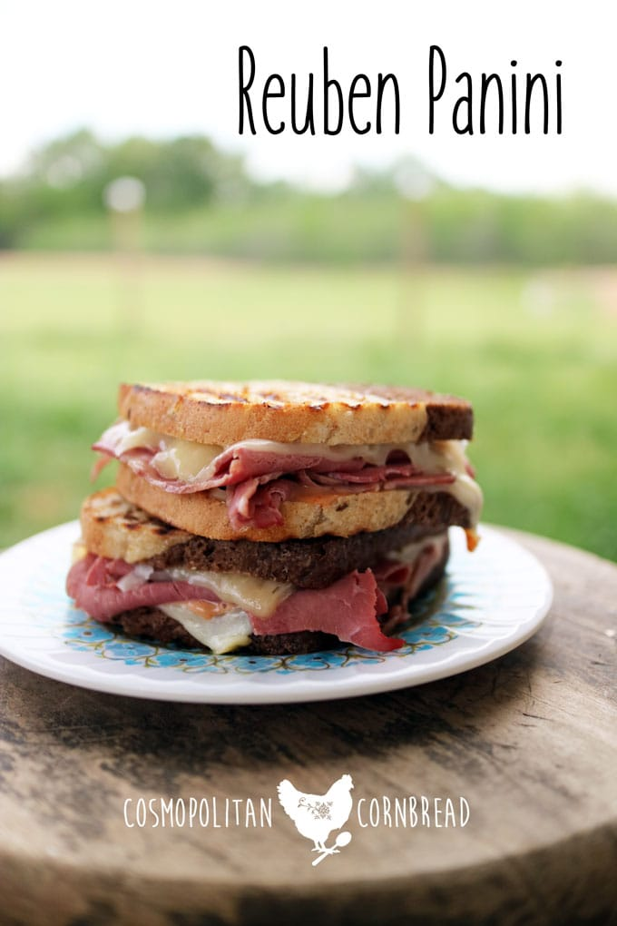 How to Make Reuben Paninis | 22 Seriously Scrumptious Grilled Cheese Sandwich Recipes