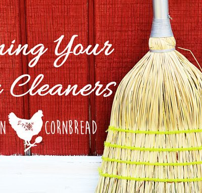 Cleaning Your Floor Cleaners