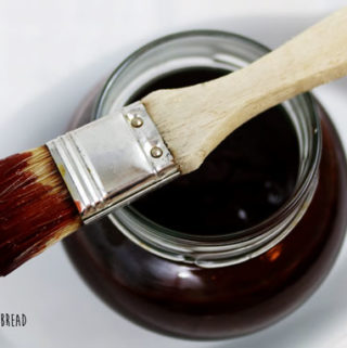 Blueberry Sriracha Barbecue Sauce