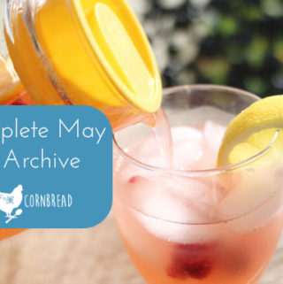 Every Recipe from the Month of May