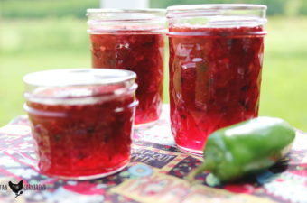Strawberry Jalapeño Jam – The Best Jam You Ever Tasted!