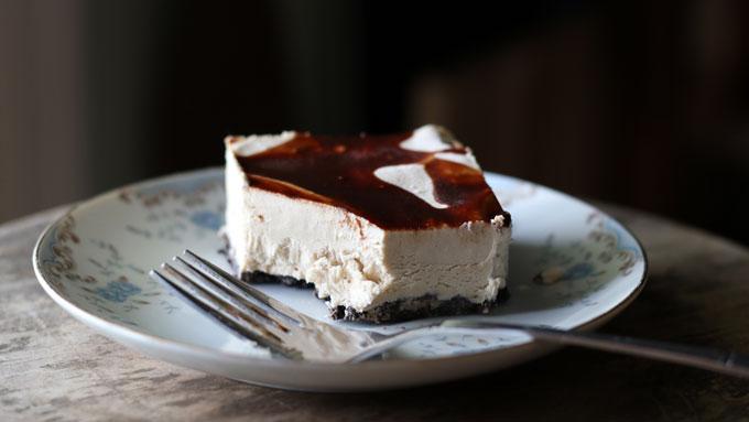 Frozen Mocha Dessert