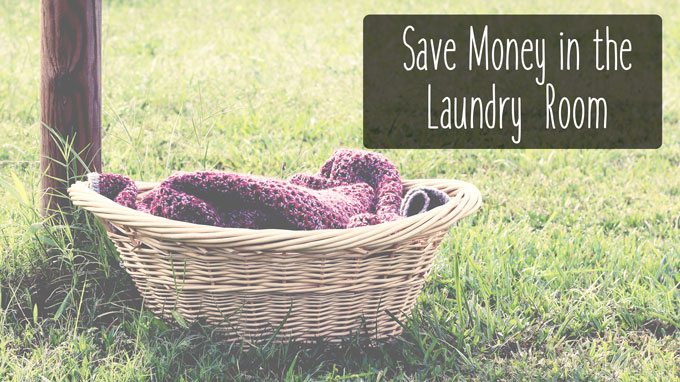 How to Save Money in the Laundry Room | 5 Penny-pinching tips from Cosmopolitan Cornbread
