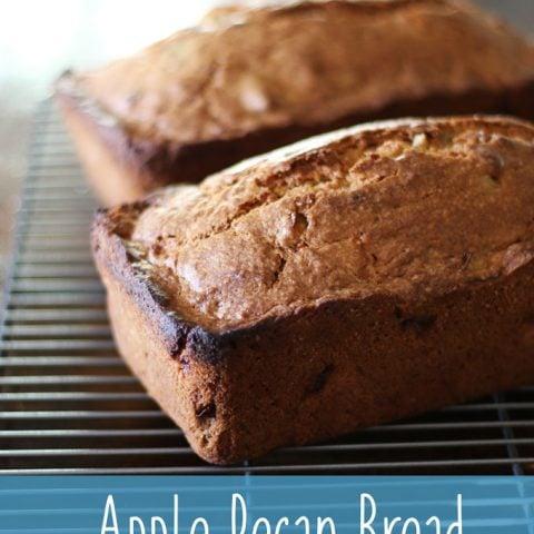 Apple Pecan Bread