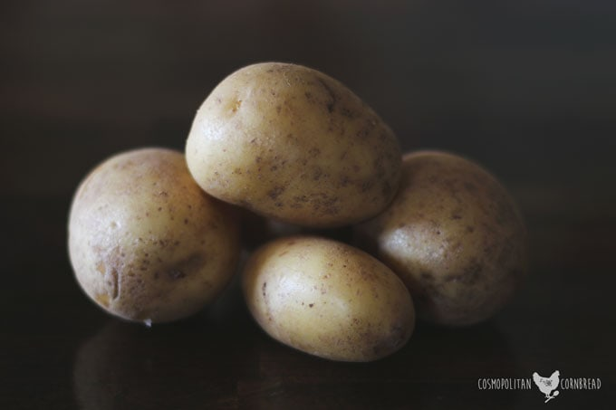 Tips on planting and growing your own potatoes.