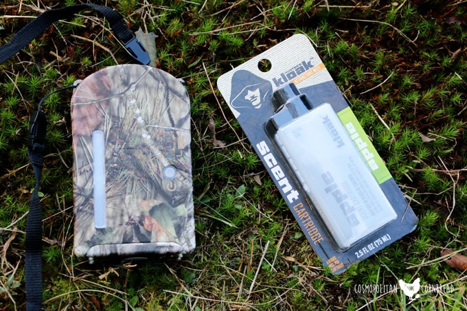 Looking Forward to Hunting Season | #HuntersKloak - Learn about this new Hunter's Kloak tool for hunters from Cosmopolitan Cornbread.