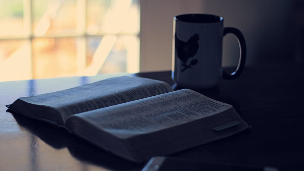 Daily Scriptures – March