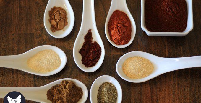 (Paleo) Taco Seasoning | Cosmopolitan Cornbread