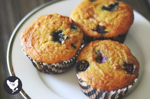 These blueberry muffins are stunning, delicious, and surprisingly paleo and gluten free. Get the recipe from Cosmopolitan Cornbread