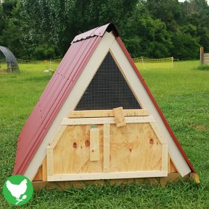 """How to Build an A Frame Chicken Coop 