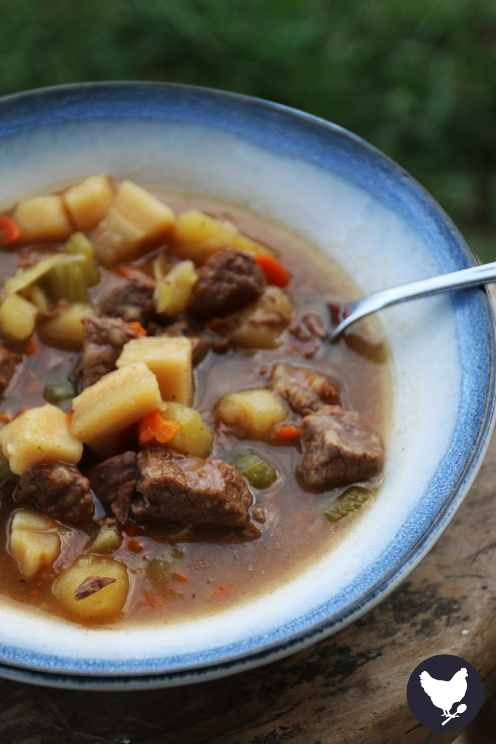 How to Make Hearty Beef Stew in the Instant Pot - Cooler weather brings a hunger for hearty meals, and this Beef Stew is just what you've been looking for. Get the recipe from Cosmopolitan Cornbread