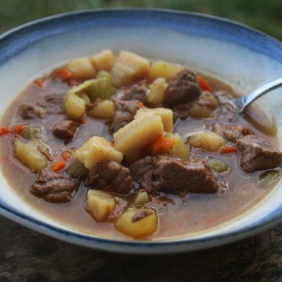 How to Make Hearty Beef Stew in the Instant Pot