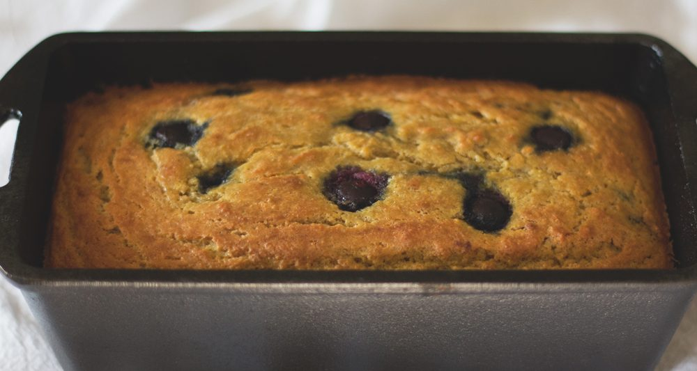 This blueberry bread is so packed full of flavor that even your non-paleo family members will love it! Get the recipe from Cosmopolitan Cornbread