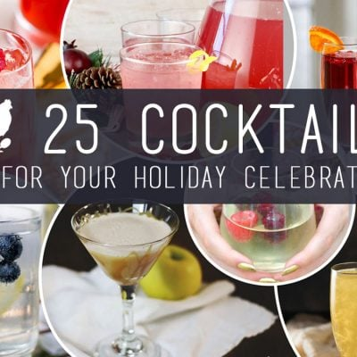 Cocktails for Your New Year's Celebrations
