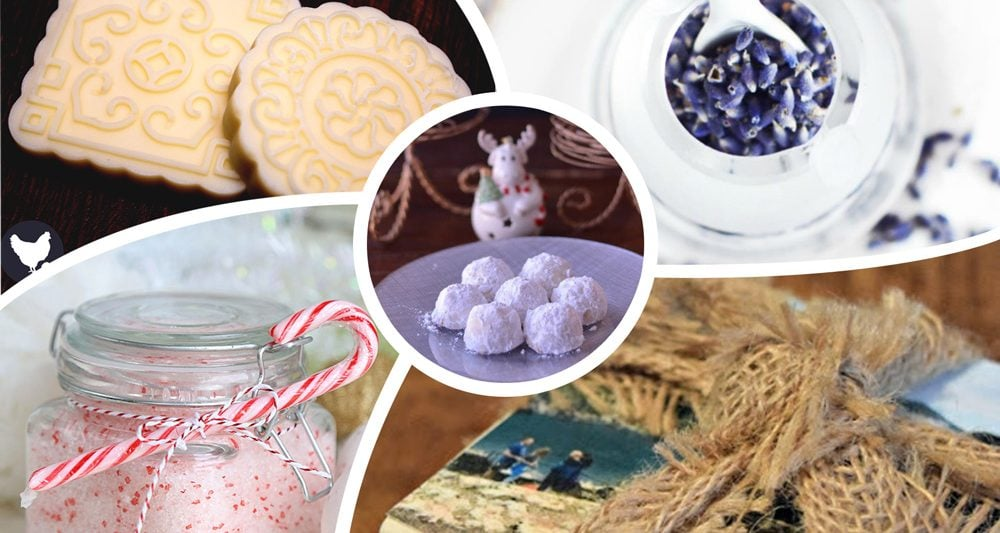 Holiday Gifts You Can Make At Home - Great gift ideas for you and the kids to make this year. See it on Cosmopolitan Cornbread