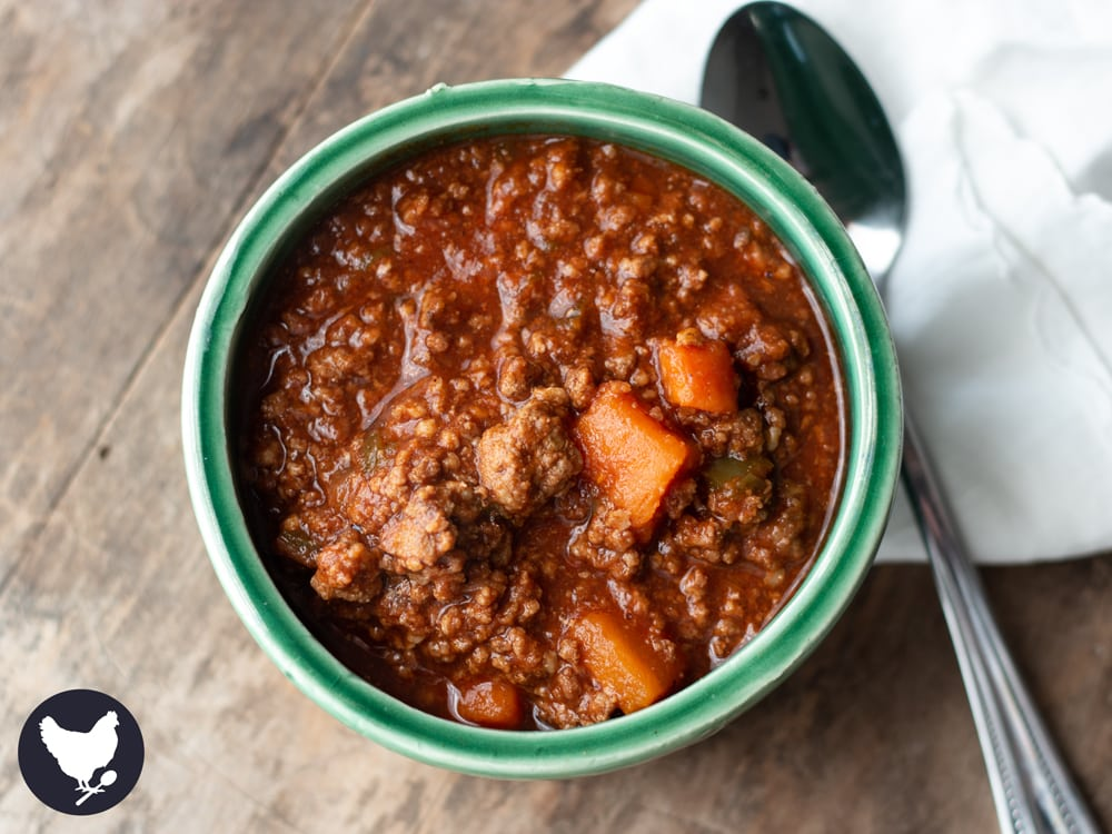 Instant Pot Chili | Paleo