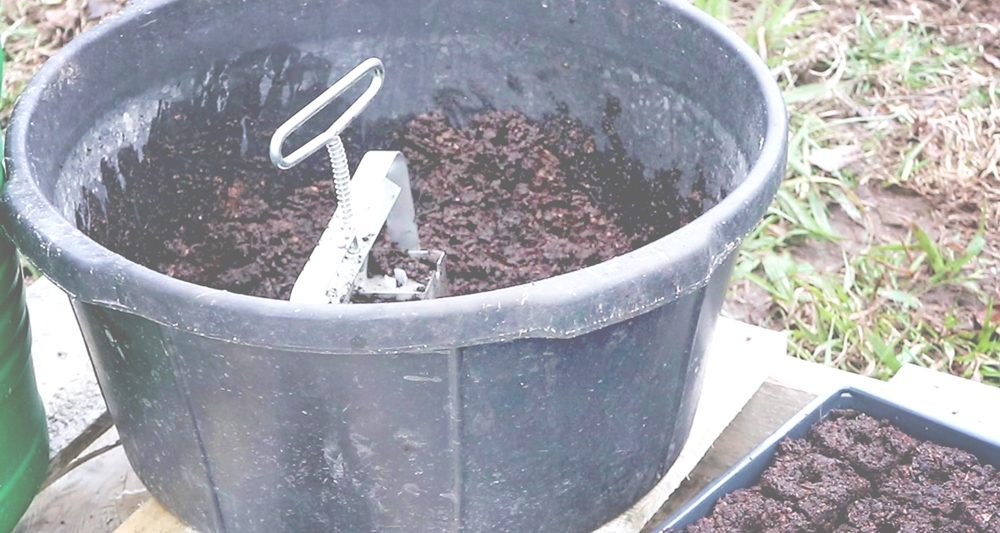 Save money in the garden by making your own DIY Seed Starter Soil