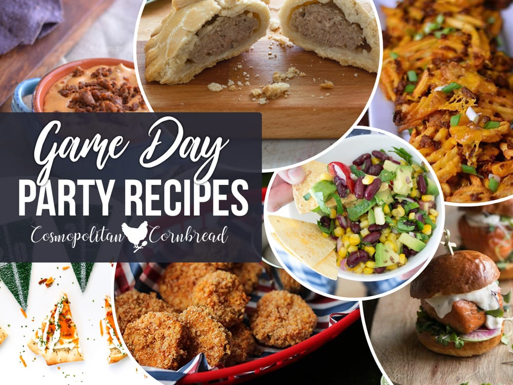 Game Day Party Recipes - Make your house the ultimate game-day headquarters with these recipes for daring dips, hopping hot wings, and many more.