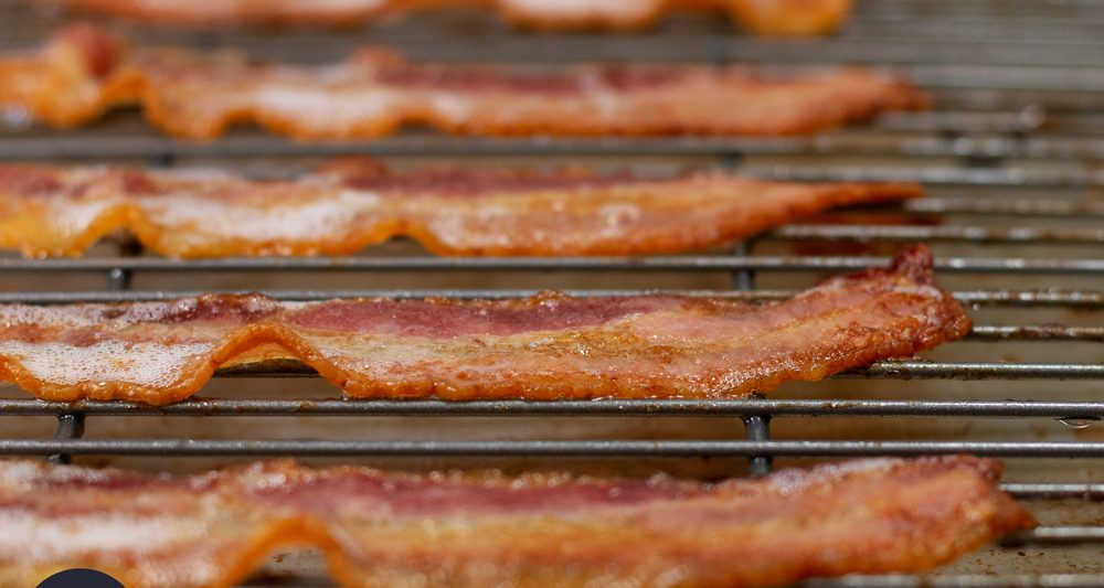 Learn How to Bake Bacon for perfectly cooked, straight slices every time