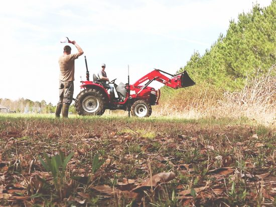 Mr. Smith and I headed out to go tractor shopping, then an update on the new ducks. | Cosmopolitan Cornbread TV