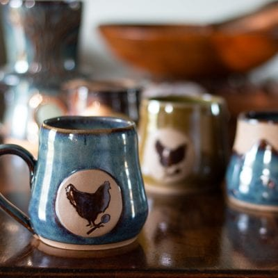 Coffee and Tea and Pottery…Oh My!