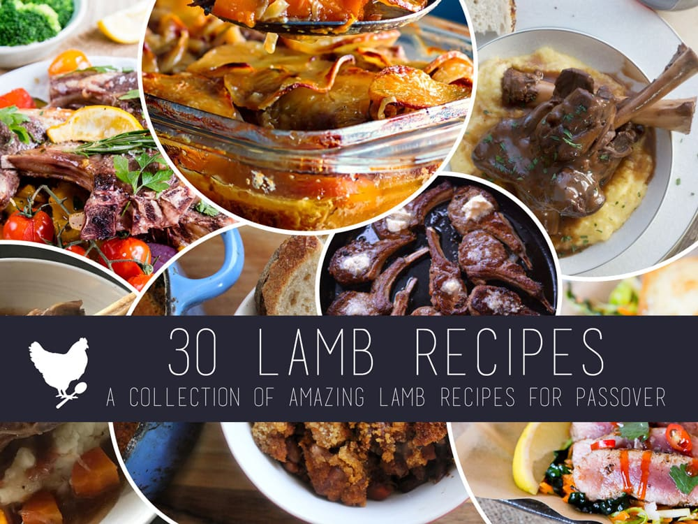 30 Lamb Recipes