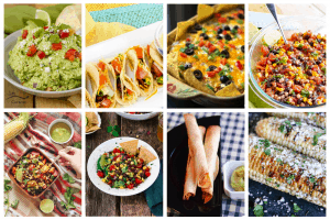 Every now and again you need to add a little spice to your menu. You can do just that with these Tex-Mex inspired recipes.