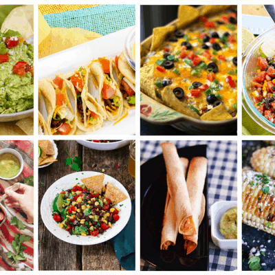 "50 ""Tex-Mex"" Inspired Recipes 