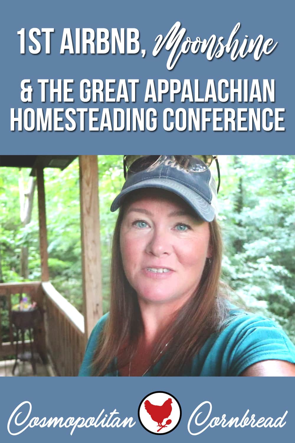 This weekend I went to Cookeville, Tennessee. I got a little adventurous and did my very first AirBnB stay, explored the town a little, tried moonshine, and attended the Great Appalachian Homesteading Conference! It was a FULL weekend.