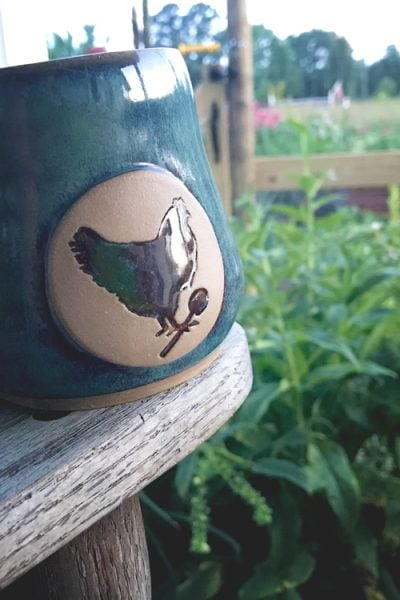 Today I shared everything I know about comfrey. What comfrey is, how it is used, and how I grow it.