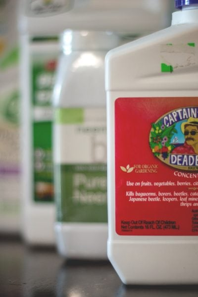 When it comes to natural gardening, how do you know which pesticide to use? Find out here!