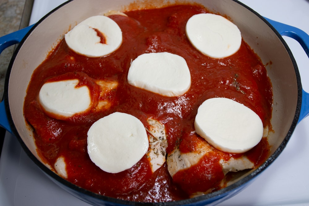 How to make Chicken Parmesan - Low Carb and Easy!
