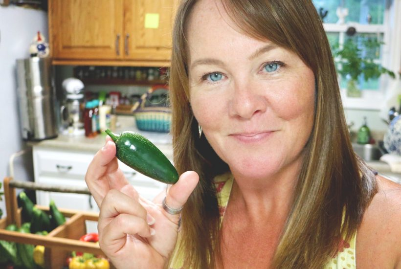 I made a new dish with the haul of jalapeno peppers. And speaking of a haul... I got more seeds from Baker Creek! :D I'm planning my fall garden!