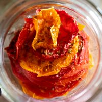 Hot to Make Tomato Chips