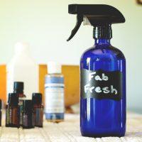 How to Make Homemade Fabric Deodorizing Spray