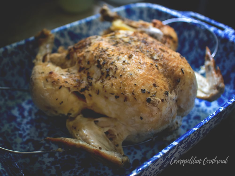 A perfectly cooked, whole chicken is a breeze to make in your Instant Pot. See how to make this simple, basic recipe and make supper effortless.